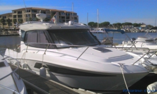 Image of Beneteau ANTARES 880 HB for sale in France for €69,900 (£62,646) LE CAP D'AGDE, France