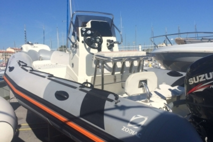 Zodiac 550 Pro Open for sale in France for €19,900 (£17,600)
