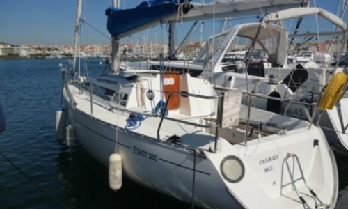 Image of Beneteau First 285 Shallow Draft for sale in France for €28,000 (£24,811) LE CAP D'AGDE, France