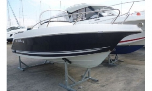 Image of Quicksilver 550 COMMANDER for sale in France for €10,800 (£9,579) LE CAP D'AGDE, France