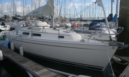 Image of Hanse 312 for sale in France for €55,000 (£48,603) SAINT CYPRIEN, France