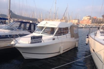 Jeanneau Merry Fisher 8 for sale in France for €60,000 (£53,527)