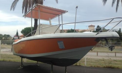 Image of Jeanneau Cap Camarat 675 for sale in France for €9,900 (£8,729) SAINT CYPRIEN, France