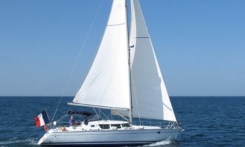 Image of Jeanneau Sun Odyssey 40 DS for sale in France for €84,900 (£75,231) SAINT CYPRIEN, France