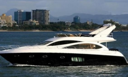 Image of Sunseeker Manhattan 70 for sale in Spain for €964,500 (£863,311) Spain