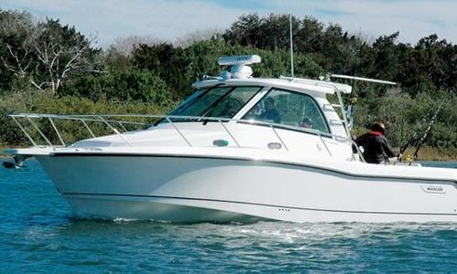 Image of Boston Whaler 345 Conquest for sale in United States of America for $199,900 (£142,489) Ft Lauderdale, FL, United States of America