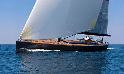 Image of Solaris 60, Bill Tripp design for sale in Italy for €1,380,000 (£1,215,463) La Spezia, , Italy