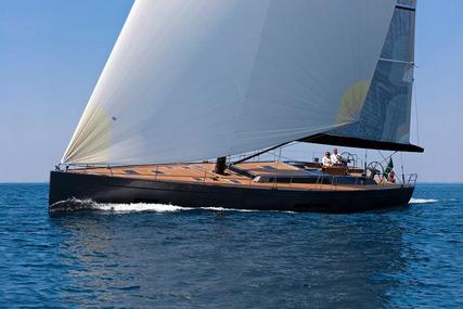 Solaris 60, Bill Tripp design for sale in Italy for €1,380,000 (£1,230,835)