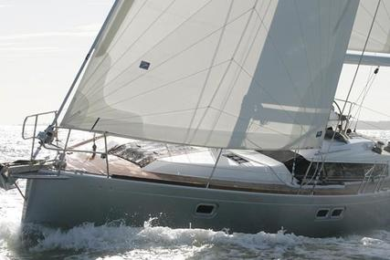 Gunfleet 43 Tony Castro design for sale in Italy for £350,000
