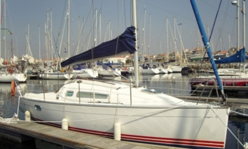 Image of Jeanneau Sun Fast 26 for sale in Portugal for €25,000 (£22,301) LISBON, Portugal