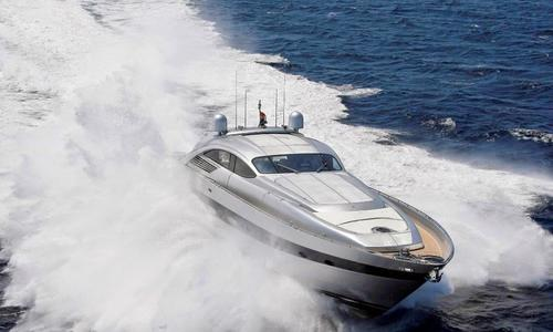 Image of Pershing 88 for sale in Spain for €1,349,950 (£1,204,302) Alicante, , Spain