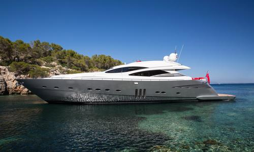 Image of Pershing 90 for sale in Spain for €2,295,000 (£2,023,613) Ibiza, , Spain