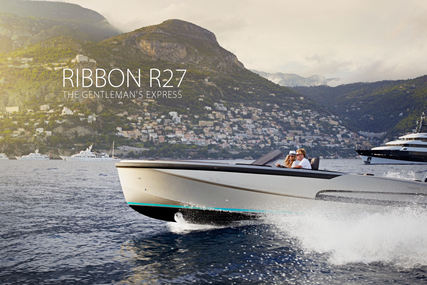 Ribbon R27 for sale in United Kingdom for €150,000 (£131,909)