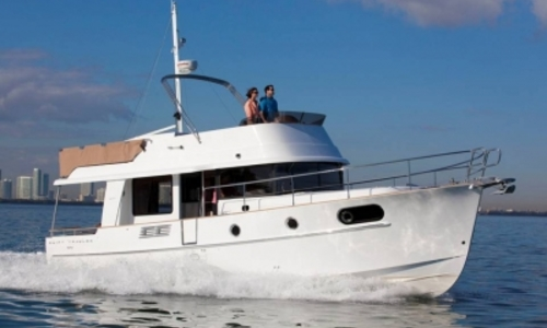 Image of Beneteau Swift Trawler 44 for sale in Spain for €395,000 (£352,304) L'ESCALA, Spain