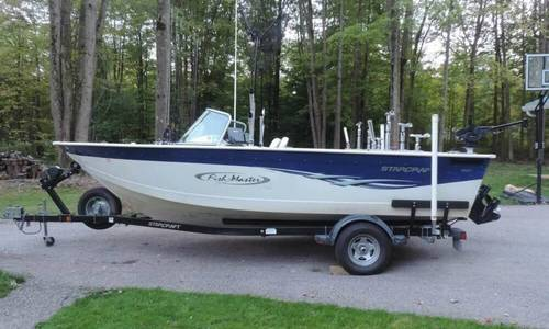 Image of Starcraft Fishmaster 1961 DC for sale in United States of America for $22,500 (£15,805) Orwell, Ohio, United States of America