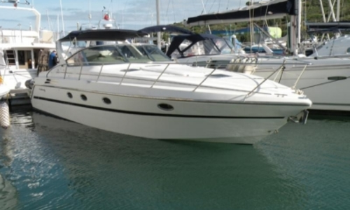 Image of Cranchi Mediterranee 41 for sale in Portugal for €92,500 (£83,152) LISBON, Portugal