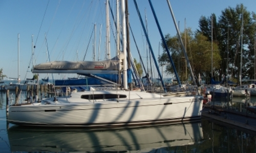 Image of Dehler 35 SQ for sale in Hungary for €99,999 (£88,440) BALATON, Hungary