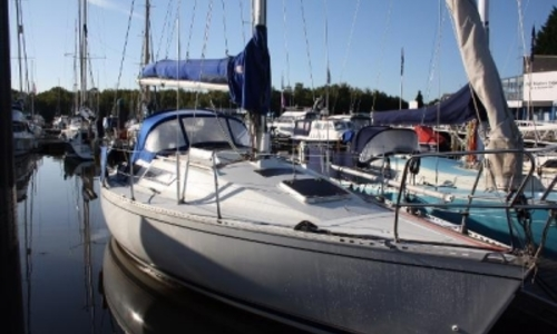 Image of Beneteau First 29 for sale in United Kingdom for £19,950 HAMBLE, United Kingdom