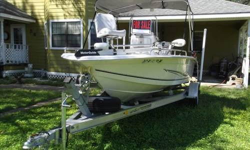 Image of Carolina Skiff Sea Chaser 180 F for sale in United States of America for $22,500 (£17,066) Carriere, Mississippi, United States of America