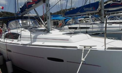 Image of Beneteau Oceanis 40 for sale in Saint Martin for $109,000 (£82,772) Oyster Pond, Saint Martin