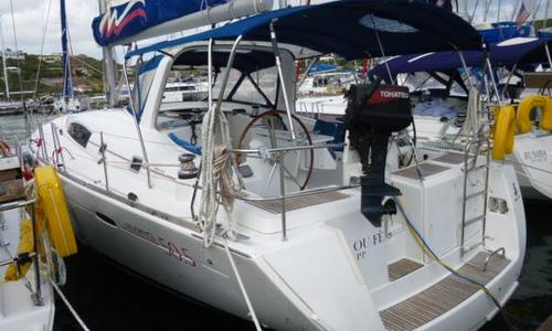 Image of Beneteau Oceanis 50 Family for sale in Saint Martin for $199,000 (£151,172) Oyster Pond, Saint Martin