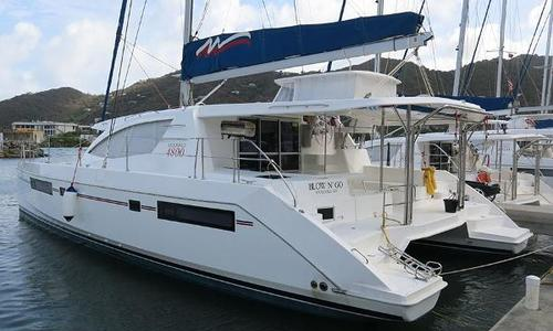 Image of Leopard 48 for sale in British Virgin Islands for $565,000 (£427,060) Tortola, British Virgin Islands