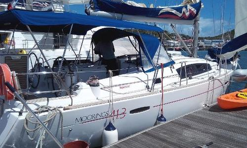 Image of Beneteau Oceanis 40 for sale in Saint Lucia for $115,000 (£86,931) Rodney Bay, Saint Lucia