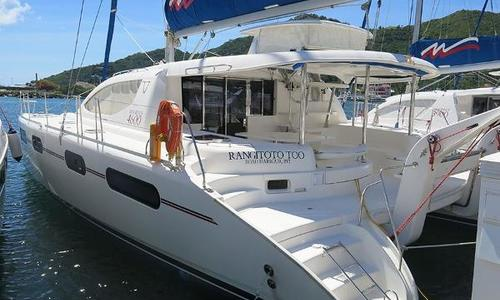 Image of Robertson and Caine Leopard 46 for sale in British Virgin Islands for $399,000 (£303,104) Tortola, British Virgin Islands
