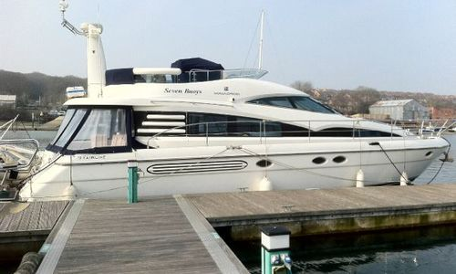Image of Fairline Squadron 52 for sale in Spain for £319,950 Gibraltar, Spain