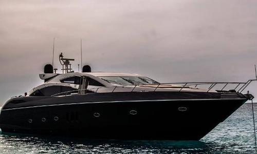 Image of Sunseeker Predator 82 for sale in Spain for €995,000 (£880,056) Ibiza, Spain