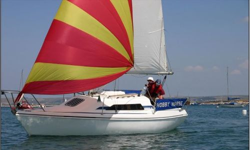 Image of Hunter Horizon 23 for sale in United Kingdom for 7.995 £ Instow, United Kingdom