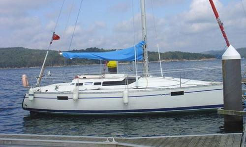 Image of Beneteau Oceanis 320 for sale in United Kingdom for £24,950 Somerton, United Kingdom