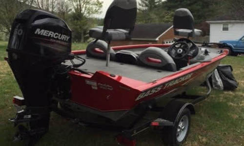 Image of Bass Tracker Pro Pro Team 175 TXW for sale in United States of America for $18,500 (£13,997) Roanoke, Virginia, United States of America