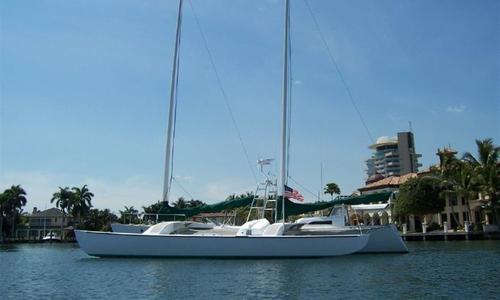 Image of Custom Juniper 2 Trimaran for sale in United States of America for $179,898 (£136,111) Ft Lauderdale, United States of America