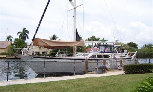Image of Gulfstar Sailcruiser Cockpit Sloop for sale in United States of America for $179,000 (£135,771) Fort Lauderdale, United States of America