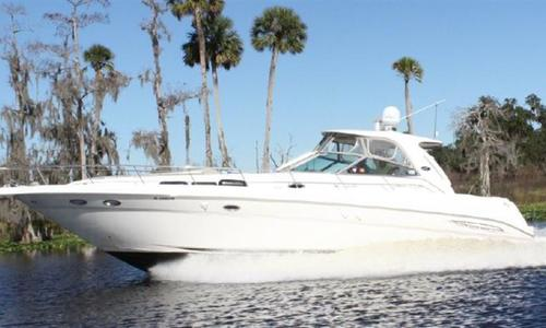 Image of Sea Ray 460 Sundancer for sale in United States of America for $194,900 (£147,462) Daytona/Sanford, United States of America