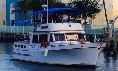 Image of Marine Trader 44 Sundeck for sale in United States of America for $199,900 (£151,623) Aventura, United States of America
