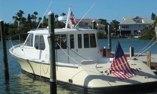 Image of TRUE NORTH 38 Explorer for sale in United States of America for $210,000 (£159,144) St. Petersburg Beach, United States of America