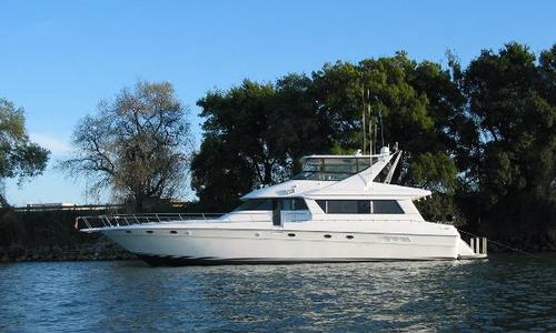 Image of Sea Ray 650 Cockpit Motor Yacht for sale in United States of America for $695,000 (£495,395) Stockton, CA, United States of America