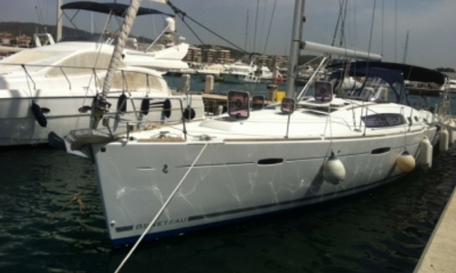 Image of Beneteau Oceanis 46 Shallow Draft for sale in France for €179,500 (£159,591) SAINT CYPRIEN, France