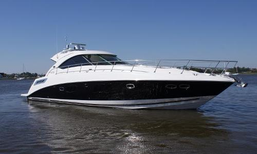 Image of Sea Ray 540 Sundancer for sale in United States of America for $599,000 (£476,531) Charleston, SC, United States of America