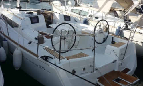 Image of Jeanneau Sun Odyssey 379 for sale in Spain for €120,000 (£107,546) TORREVIEJA, Spain