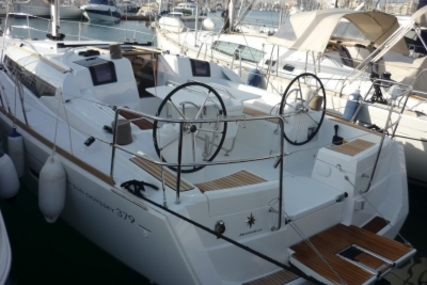 Jeanneau Sun Odyssey 379 for sale in Spain for €120,000 (£105,792)