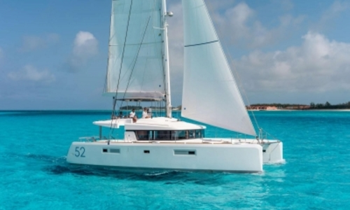 Image of Lagoon 52 for sale in Ireland for €989,000 (£882,295) DUBLIN, Ireland