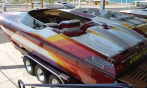 Image of Nordic Boats 32 for sale in United States of America for 34 500 $ (25 352 £) Laughlin, Nevada, United States of America