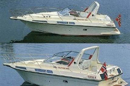Fjord Dolphin 900 for sale in Spain for €28,000 (£24,527)