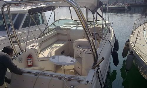 Image of Rinker Fiesta Vee 250 for sale in Spain for €35,000 (£31,217) Almerimar, , Spain