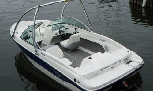 Image of Bayliner 175 Bowrider for sale in United Kingdom for £16,995 United Kingdom