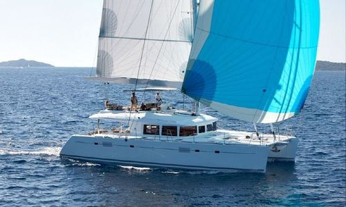 Image of Lagoon 560 for sale in France for €1,054,950 (£947,418) France