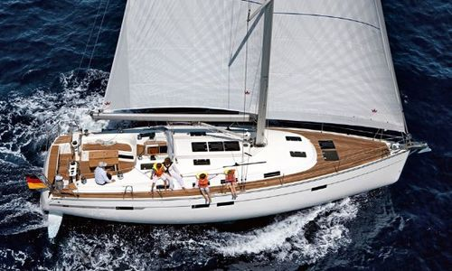 Image of Bavaria 45 Cruiser for sale in Germany for €187,495 (£164,761) Germany